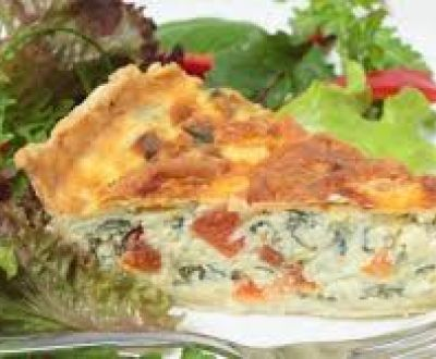 Quiches, Tartes & Winetasting